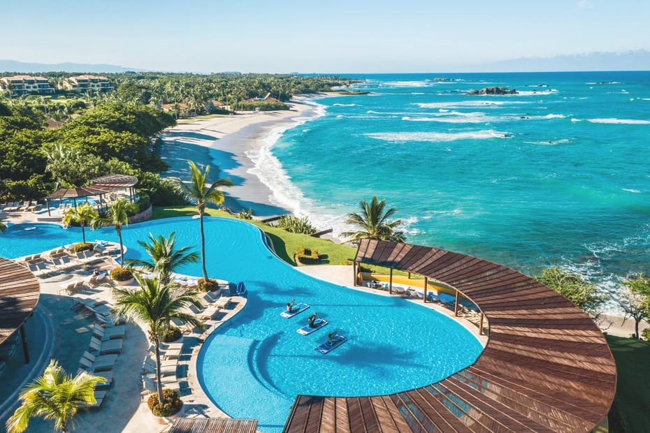 Riviera Nayarit, hotels, hotel, Luxury, pool, Punta Mita