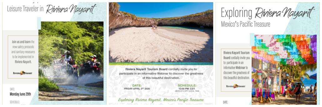 Riviera Nayarit, protocols, CVB Riviera Nayarit, tourism promotion, Luxury