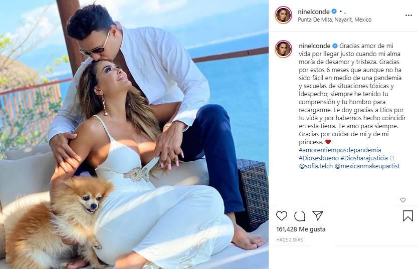 mexican celebrity, Ninel Conde, celebrities en Riviera Nayarit