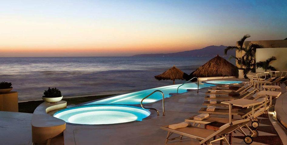 Riviera Nayarit, hotels, Luxury Hotels