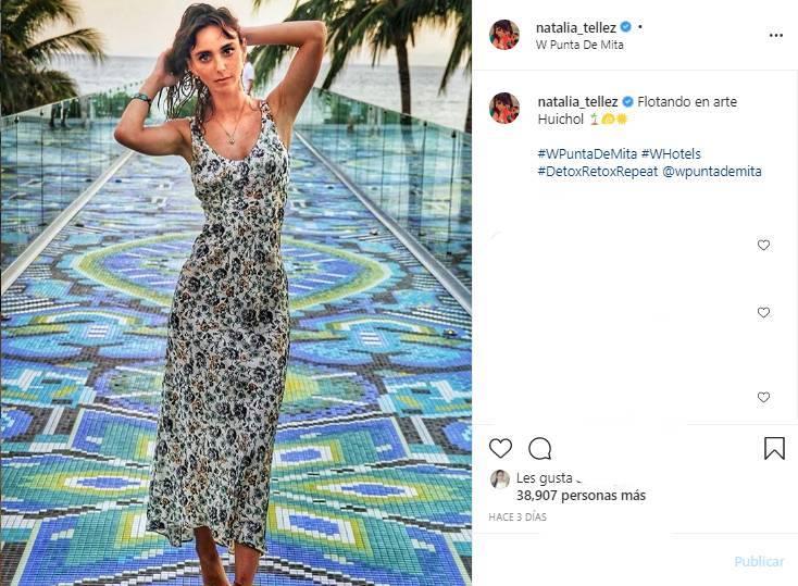 Celebrities in Riviera Nayarit, celebrity, Natalia Tellez