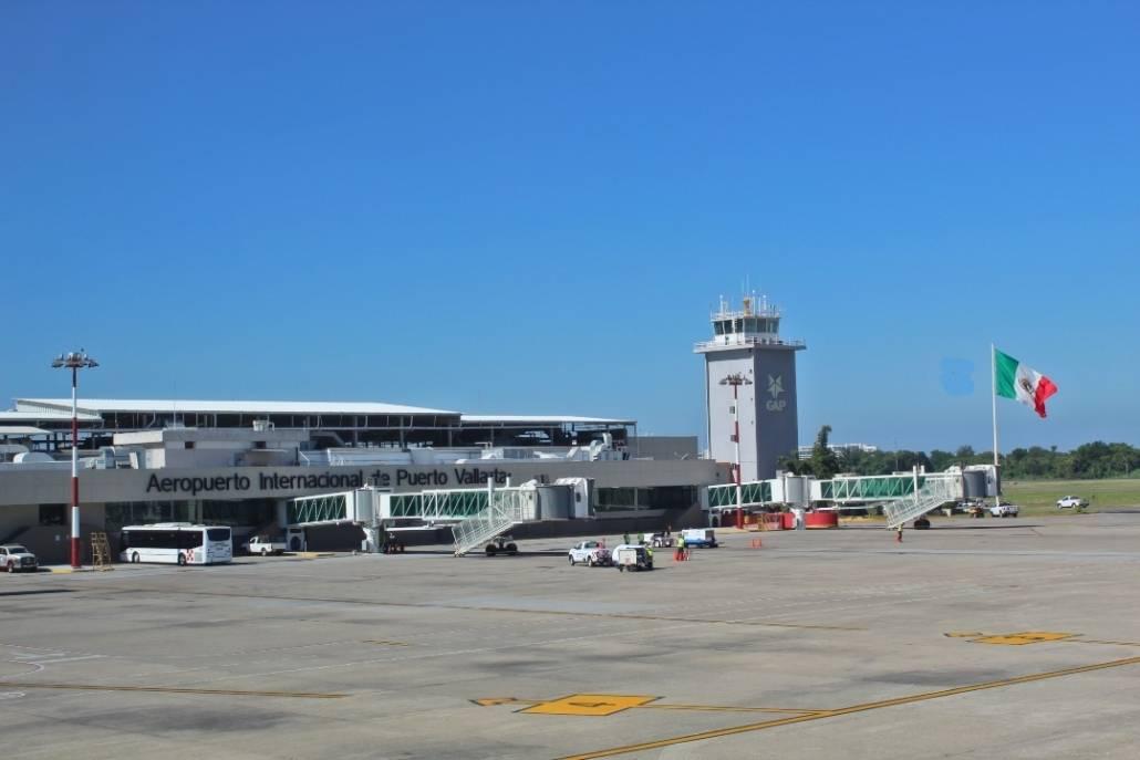 Riviera Nayarit, fly, airport