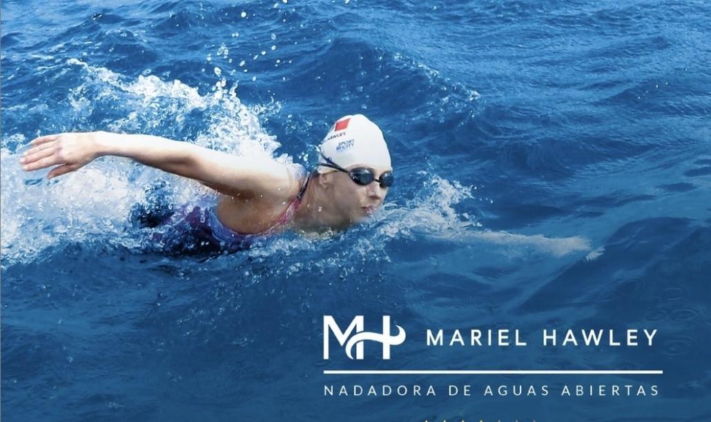 Mexican Swimmer, Mariel Hawley
