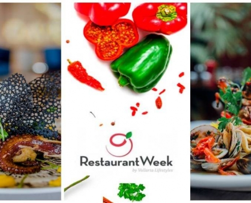 Riviera Nayarit, food, Restaurant Week 2020, comida