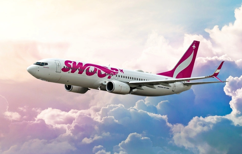 Riviera Nayarit, Swoop, Airlines, Canadian Airlines