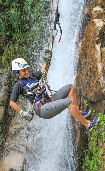 rappeling, Riviera Nayarit, extreme sports