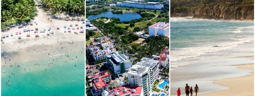 Riviera Nayarit, destinations, fall, beaches