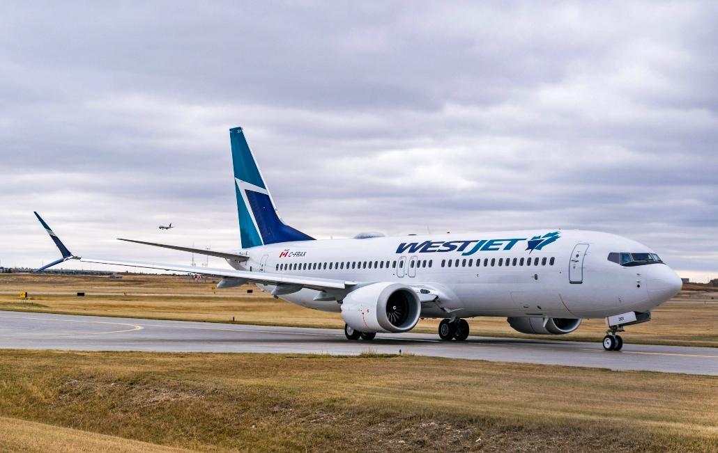 flights, passenger, Airlines, West Jet