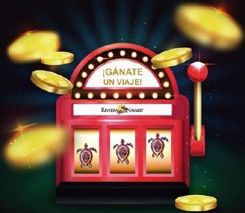 Win with the Riviera Nayarit, BTL Campaign, jackpot