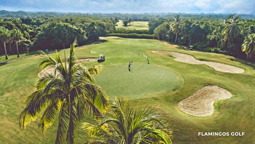 golfera, golf, players, men, golf course
