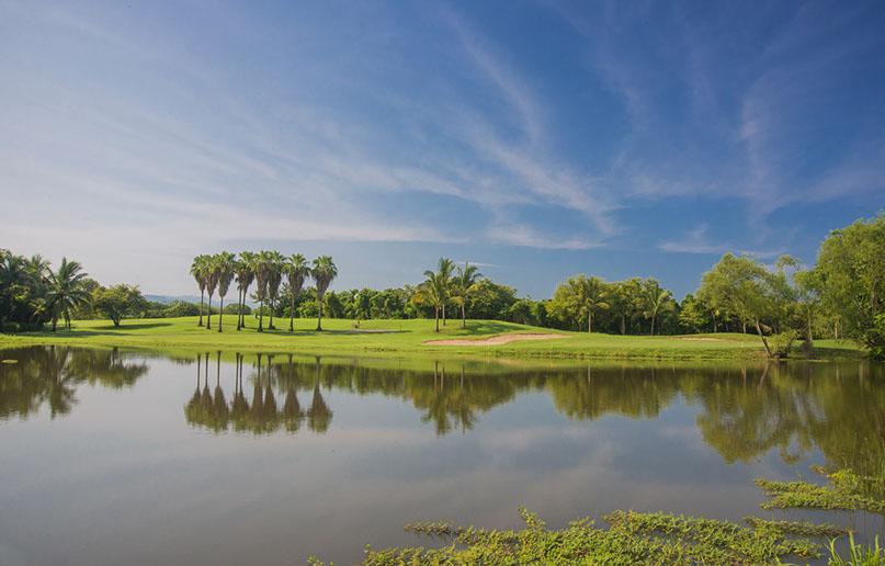 golf,  golf course, Flamingos Golf