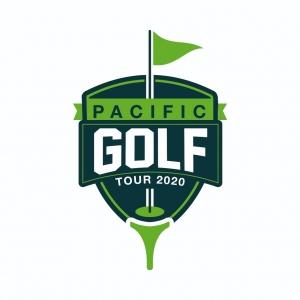 logo, Pacific Golf Tour 2020