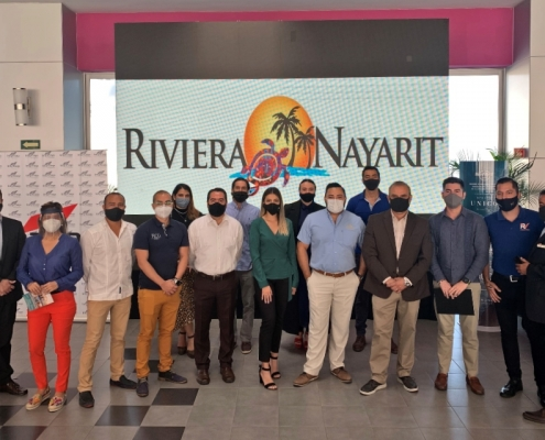 Riviera Nayarit, promotion tour, travel agents