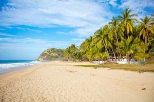 beach, Riviera Nayarit, San Pancho Beach