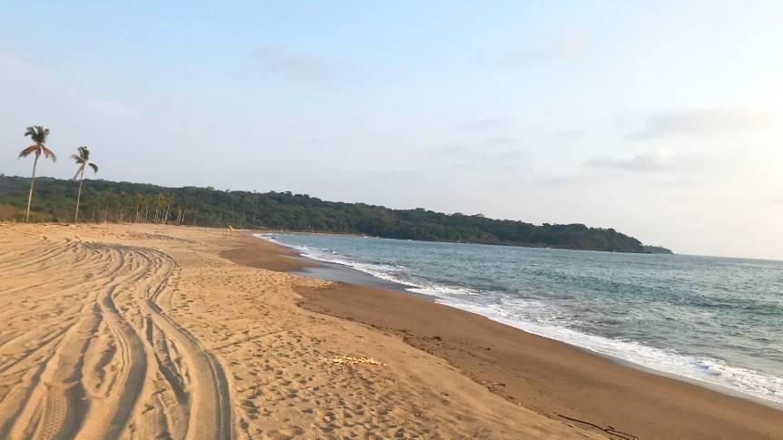 beach, sea, Boca de Chila Beach