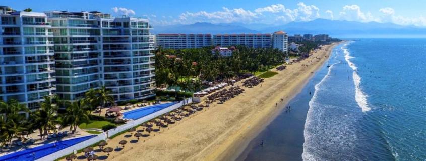 beach, hotels