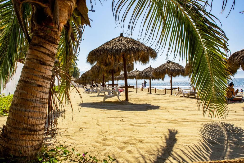 beach, Nuevo Vallarta Beach